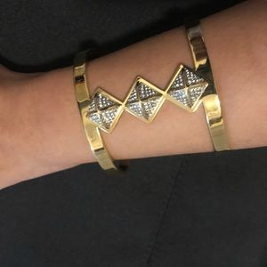 Juicy Couture open cuff
